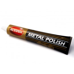 autosol metal polish how to use